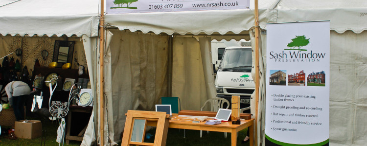 SWP attend Sandringham Country and Fair Show
